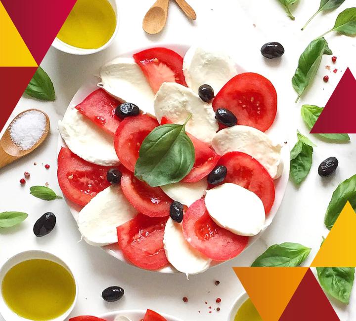 Recetas de verano, ensalada griega
